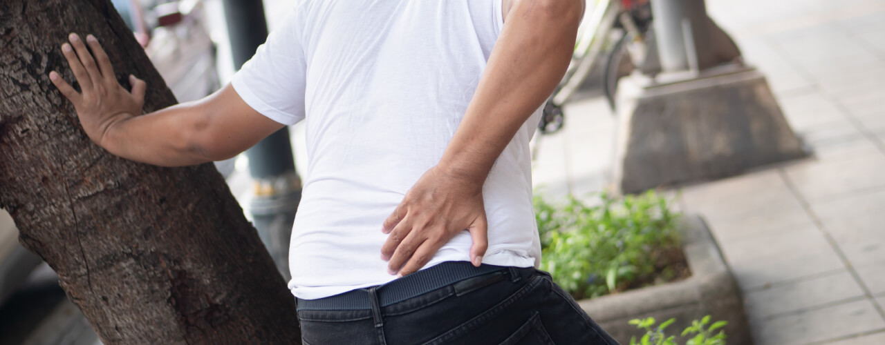 Is Your Back Pain Due to Herniated Discs
